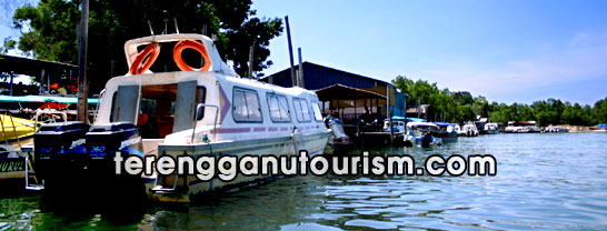 pulau redang how to get there